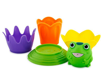 Munchkin Magic Colour Stackers - Lily Pad