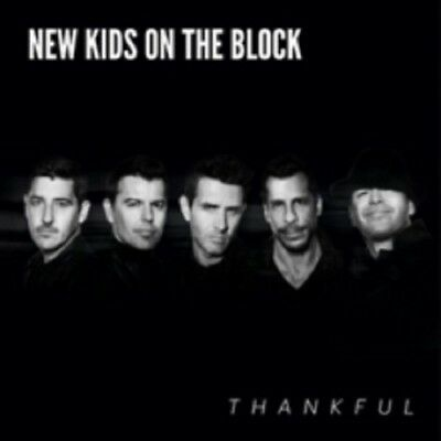 New Kids On the Block Thankful New CD