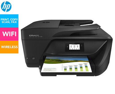 HP OfficeJet 6950 All-in-One Printer (T3P03A) - Black