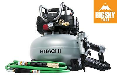 Hitachi KNT50AB 3 Pcs Finish Combo Kit (Recon Grade C)