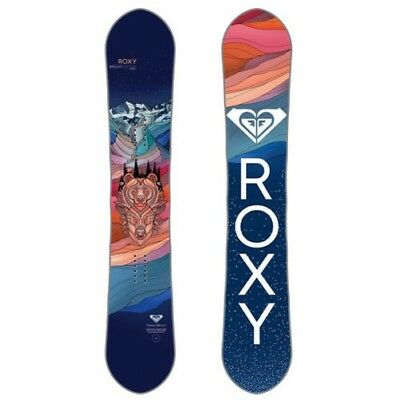 Roxy Womens Snowboard - Torah Bright - All Mountain Magna-Traction C2x - 2018