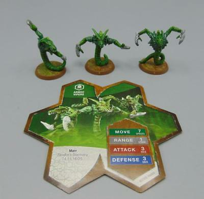 Heroscape – Armoc Vipers