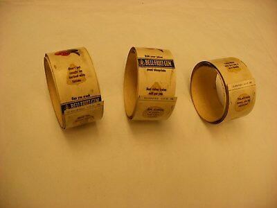 Vintage Coin-Op Trade Stimulator Slot Machine Parts - Bell Fruit Gum 3 Reels