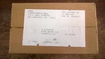 1985 mint Sets Sealed / Unopened Box of 5 Complete as Shipped by US Mint