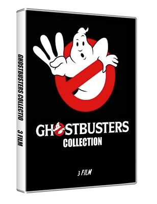 Ghostbusters Collection  3 Dvd  Cofanetto  Fantastico