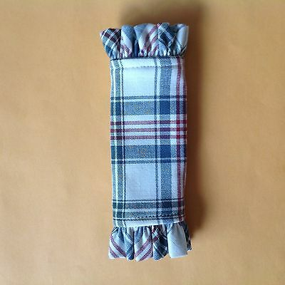 Longaberger Market Day Plaid Handle Gripper ~ Brand New ~ Never Used