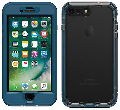 LifeProof NUUD Series Waterproof Case for iPhone 7 - Midnight Indigo/Clear