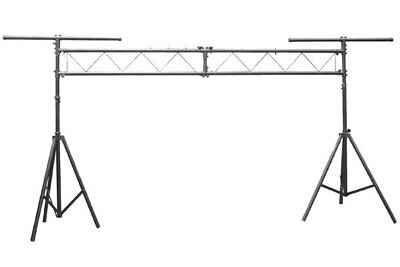 Soundking DA010 aluminium lighting stand 3x3m flat truss bridge with bag