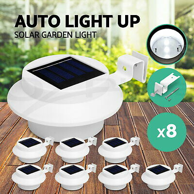 4x 2IN1 Solar Bug Zapper Insect Killer Garden Light Mosquito Fly Repeller