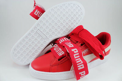 PUMA BASKET HEART De Toreador RedWhite Rihanna Fashion
