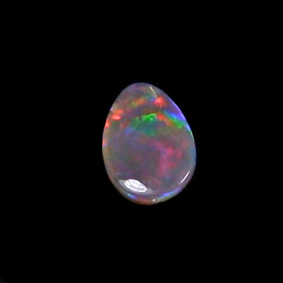 1,35 ct Black Crystal Opal 12,29 x 8,52 x 2,31 mm