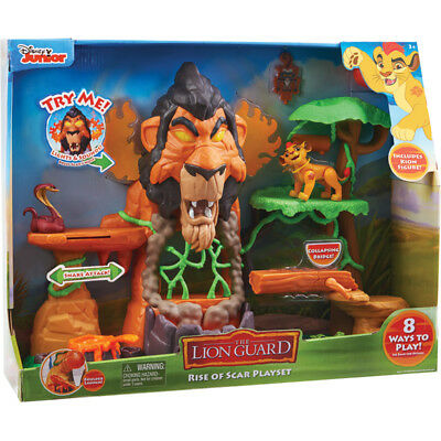 Disney The Lion Guard Rise of Scar Playset NEW