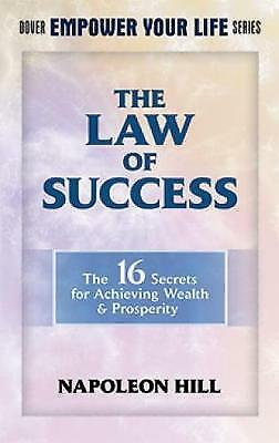 The Law of Success, Hill, Napoleon