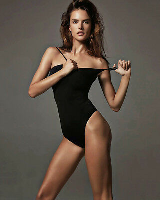 Alessandra Ambrosio  8X10 /& Other Size /& Paper Type  PHOTO PICTURE aa24