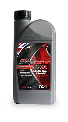 Brand  New  Kerax  Hyperdrive  KXR  75w90  GL5  Fully  Synthetic Gear Oil  - 1 L