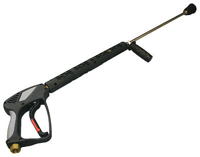 Heavy Duty Professional Pressure Washer Twin Handle Gun And Lance High Flow