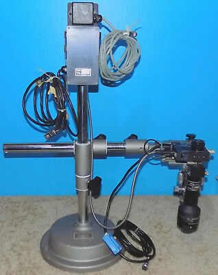 Gamma Scientific Photometric Microscope Photometer Scanning Micrometer Lens 700