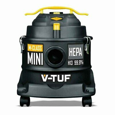 V-TUF VTM1240 M Class Dust Vacuum Cleaner Lung Safe 240V