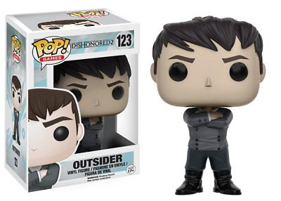 Funko Pop Games - Dishonored 2: Outsider Vinyl Action Figure Collectible Toy 123