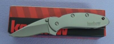 Kershaw Knife 1600 Chive Stainless Speed Safe Assisted Opening New Usa