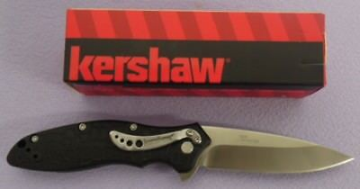Kershaw Knife 1830 Oso Sweet 8Cr13Mov Satin Steel New Assisted Opening