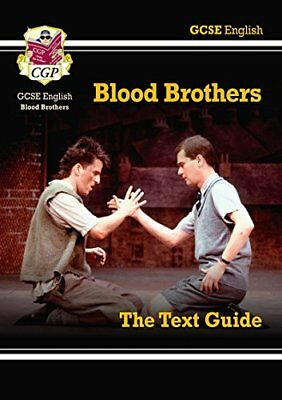 GCSE English Text Guide - Blood Brothers,CGP Books