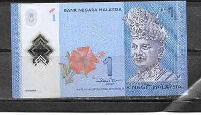 Malaysia #51 2012 Unc Mint Polymer Ringgit Banknote Paper Money Currency Note