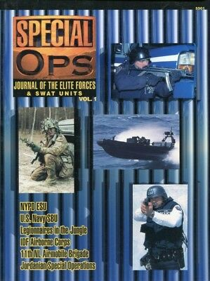 Special Ops v. 1 Journal of the Elite Forces and SWAT Units    Bücher  gebraucht