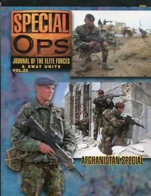 5522 Special Ops Journal of the Elite Forces and Swat Units Volume 22   Bücher