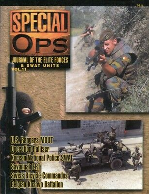 Special Ops v. 11 Journal of the Elite Forces and SWAT Units  Bücher   gebraucht