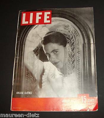 August 25, 1947 LIFE Magazine Old Ad ads 40s Aug. old ads ad FREE SHIPPING 8 26