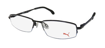 New Puma 15427 Masculine Design Brand Name Trendy Eyeglass Frame/eyewear/glasses