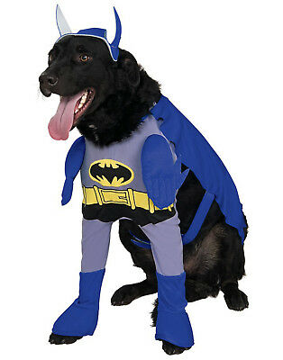 DC Comics Batman Pet Dog Cat Superhero Halloween Costume