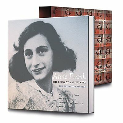 The Diary of a Young Girl. Anne Frank New Hardcover Book Anne Frank