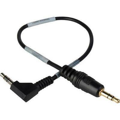 Sescom LN2MIC-ZOOMH4N 3.5mm Line Microphone Attenuation Cable HDSLR Camera