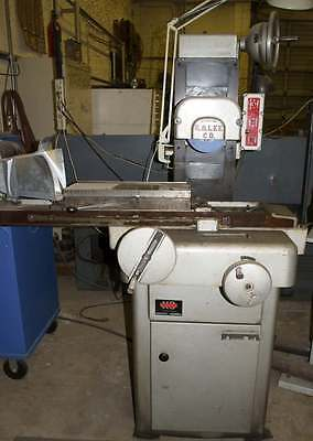 "K. O. Lee CO. Surface Grinder S718 6"" x 18"""