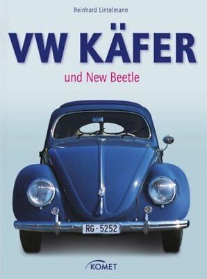 vw k fer und new beetle buch eur 20 00 picclick de. Black Bedroom Furniture Sets. Home Design Ideas