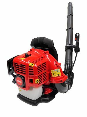 Petrol Back Pack Leaf Blower Professional Garden High Power 2 Stroke 43cc