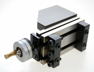 Small Milling Slide For Lathes Fits Peatol Seig Etc From Chronos Uk