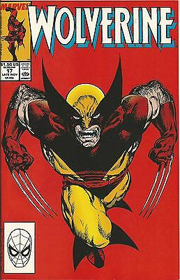 Wolverine #17 (Marvel) 1988 Series (Nm-)