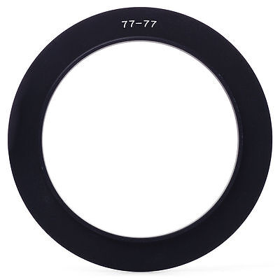 77-77mm Metal Adapter Ring + 100mm Filter Holder for Cokin Z-Pro 4X4 4X6 LF405