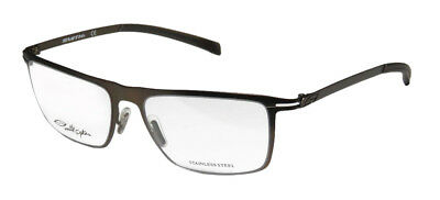 New Smith Optics Avedon Stainless Steel Must Have Eyeglass Frame/eyewear/glasses