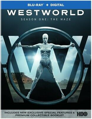 Westworld: The Complete First Season (REGION A Blu-ray New)