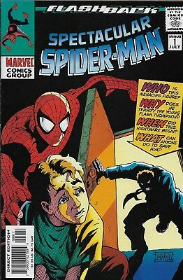The Spectacular Spider-Man Minus 1 / 1997 Flashback Special