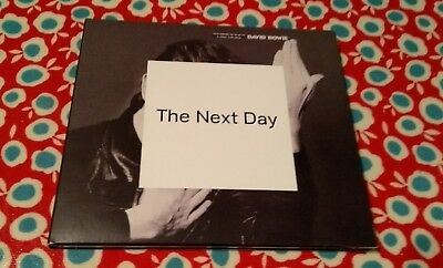 DAVID BOWIE - Next Day cd 2013 foldout sleeve