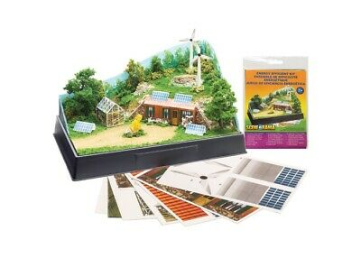 NEW Woodland Scenics Scene-A-Rama Energy Efficient Kit SP4138