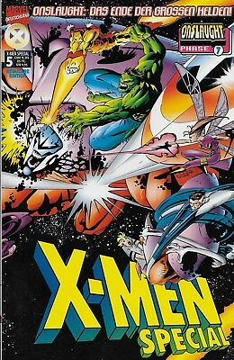 X-Men Special (Reguläre Edition) Nr.5 / 1998 Onslaught Phase 7