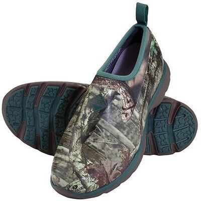 Muck Boots Company Men's EXCURSION PRO LOW, MOSSY OAK INFINITY CAMO, Neoprene
