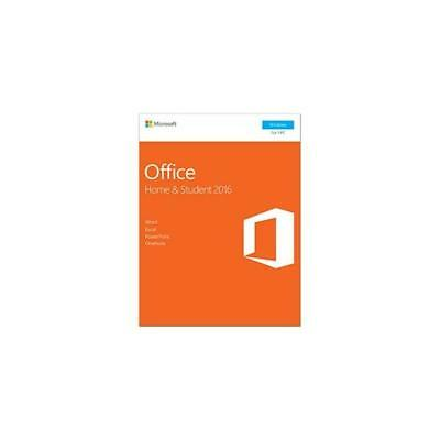 37539 Microsoft Office 2016 Home And Student (Pkc) Deutsch P2