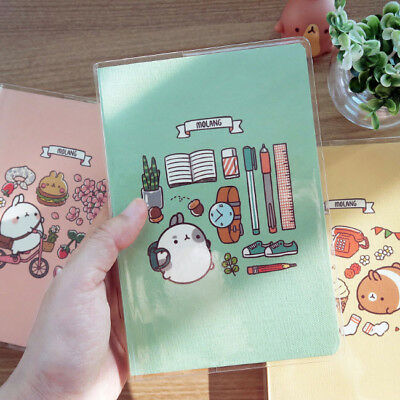 Molang Diary Ver.5 Planner Scheduler Journal Schedule Book Notebook Organizer